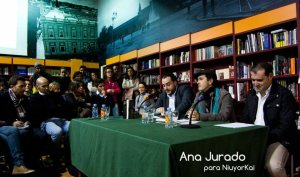 Foto presentación Juan Carlos Aragón (Sevilla)