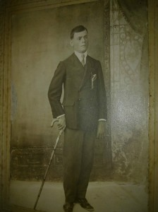 Antonio Bazuelo Alarcón, fusilado en 1936.