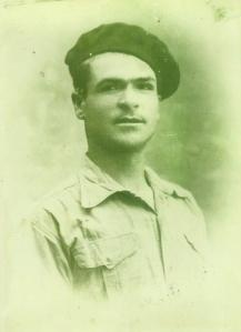 Mariano Padillo Pavón, combatiente contra los nazis en la II Guerra Mundial.