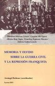Memoria y olvido sobre la guerra civil y la represión franquista
