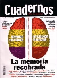 Descargar en PDF el artículo publicado en la revista Cuadernos para el diálogo: El nacional catolicismo en Lucena y Montilla durante la Guerra Civil.