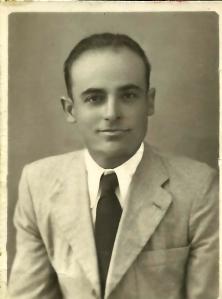 José Alba Rosales, teniente del Ejército republicano.