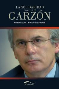 Portada libro Garzón