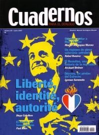Descargar en PDF el artículo publicado en la revista Cuadernos para el diálogo: El Remolino (I)