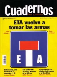 Descargar en PDF el artículo publicado en la revista Cuadernos para el diálogo: El Remolino (II)