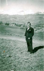 Antonio Navarro Ortiz, de 46 años, asesinado en Gusen el 20 de junio de 1941.