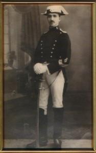Manuel Hernández González, cabo comandante de puesto del cuartel de la Guardia Civil de Albendín.