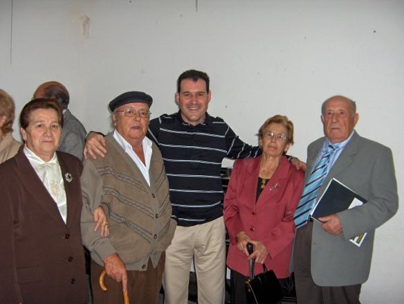 Antonio Montilla y Antonio González