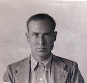 Alfonso Sánchez Poces, militante de las JSU, fusilado el 23 de julio de 1936.