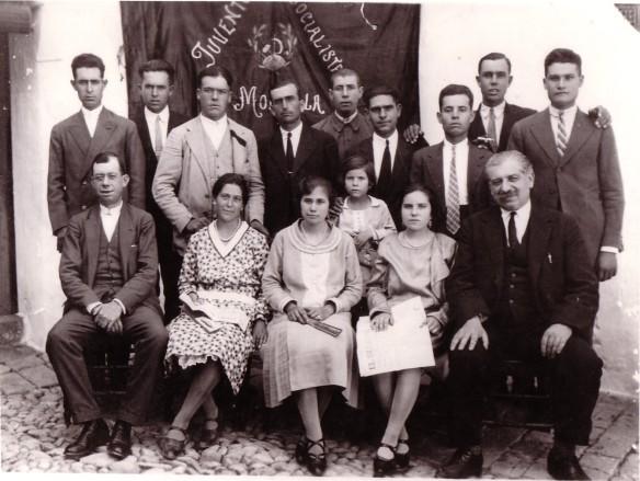 29. Juventudes Socialistas