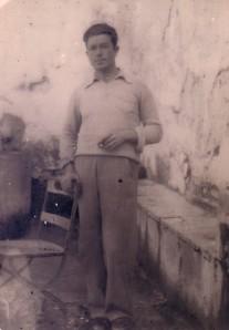 44.Francisco Gómez Márquez, militante de las JSU y teniente del Ejército republicano, muerto en la cárcel de Córdoba el 9 de agosto de 1941.