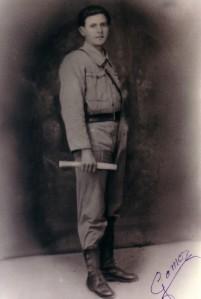 48.José de la Torre Requena, joven dirigente de los comunistas montillanos. Lo fusilaron el 18 de mayo de 1940.