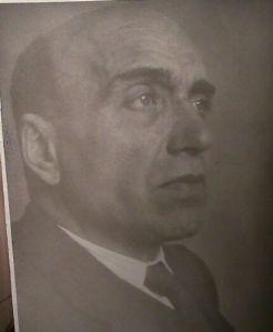 Antonio Buendía Aragón, en una foro de los últimos años de su vida.