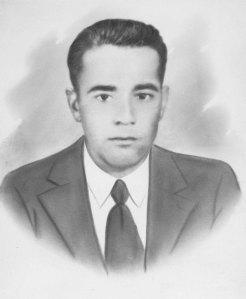 El jornalero Antonio Caballero Trujillo, de 33 años, fusilado en septiembre de 1936.