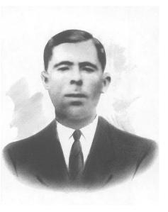 Miguel Jurado Romero, tesorero del PSOE y concejal del Frente Popular, fusilado en Lucena.