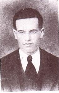 Francisco Pérez de las Morenas, fusilado en el Paseo el 28 de julio de 1936