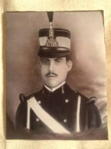José Priego Polo, de 52 años, asesinado en su cortijo por las fuerzas de Sáenz de Buruaga el 28 de julio de 1936