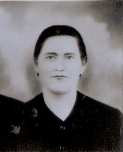 . Manuela Morales Medianero, una de las cinco mujeres acribilladas por las fuerzas de Sáenz de Buruaga, el 28 de julio de 1936, mientras lavaban ropa en El Pilancón