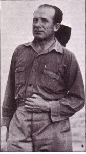 El coronel Eduardo Sáenz de Buruaga y Polanco, jefe de la columna del Ejército sublevado que conquistó Baena el 28 de julio de 1936. Foto: EFE (Hugh Thomas, La guerra civil española, libro 7, ediciones Urbión, 1979, pág 69.