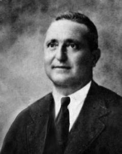 El corredor de fincas Gonzalo Ansio Crespo, de 57 años, fusilado en Córdoba el 28 de octubre de 1936.