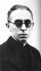 Justo Moreno Luque, coadjutor de Montemayor, asesinado en las escuelas de Vilches.