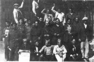 4. Milicianos El Alcaparro